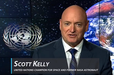 Outer Space Quiz Scott Kelly