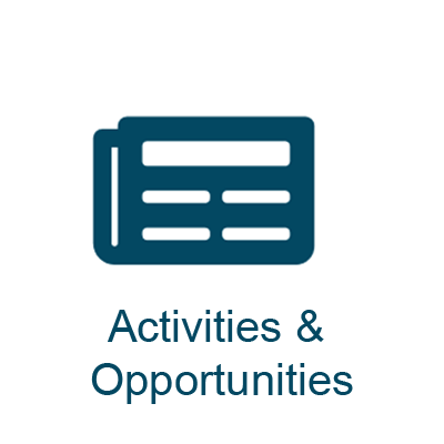 Activities and Opportunities